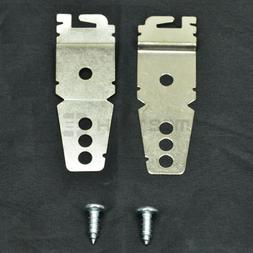 2 dishwasher mounting bracket for whirlpool kenmore