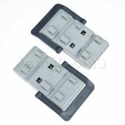 2 pcs x Dishwasher Basket Adjuster Strap DD82-01121B Replace