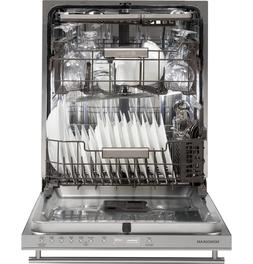 Monogram 24 Inch Built In Fully Integrated Dishwasher ZDT870