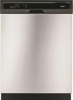 Whirlpool 2490338 Built-In 24 In. Dishwasher With Accusense
