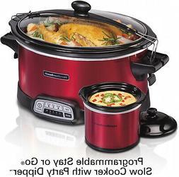 7qt crock pot 7 quart slow cooker