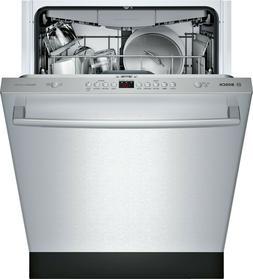 "Bosch Ascenta Series SHXM4AY55N 24"" Dishwasher 15 Place 48 d"