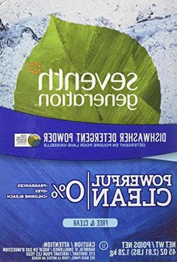 Seventh Generation Automatic Dishwashing Powder, Free & Clea