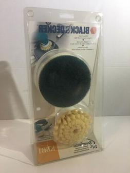 Black & Decker ScumBuster Replacement Dome Brush & 2 Green S