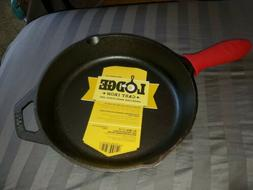 Lodge Cast Iron Deep Skillet & Cover.10.25-inch Dishwasher S