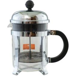 Bodum Chambord Glass French Press - 4 -Cup - Coffee Maker -