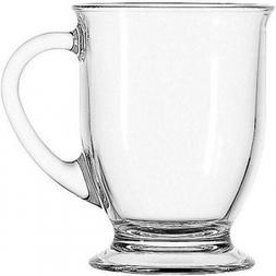 clear mug set 4 piece dishwasher safe