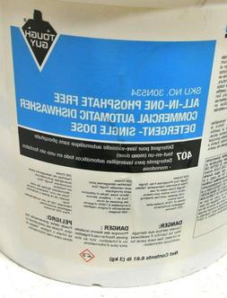 Tough Guy Commercial Automatic Dishwasher Detergent #30N534
