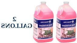Commercial Pink Lotion Dish Detergent Soap 2 Gallons Fast Sh
