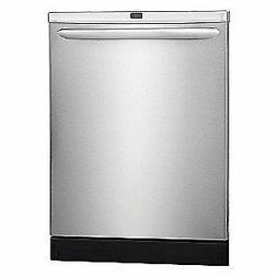 FRIGIDAIRE FGID2466QF Dishwasher,24InW x 25InD,120V,10A