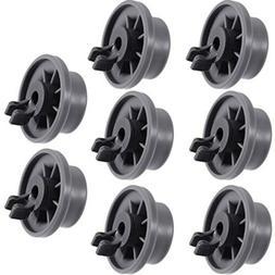 Maxdot Durable 165314 Dishwasher Lower Rack Wheel Replacemen