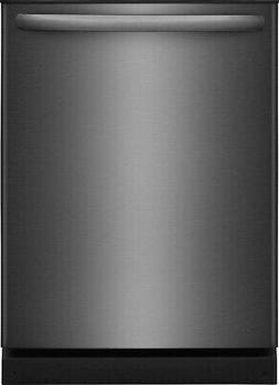 Frigidaire FFID2426TD 24'' Built-in Dishwasher, 24 Inch, Bla