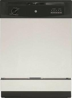 GE 1029050 St&ard Tub Built-In 24-Inch Dishwasher,SS 5 Cycle