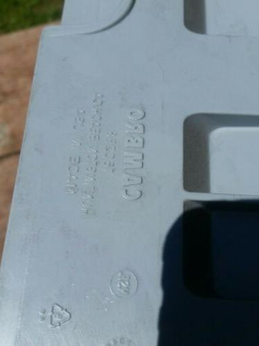 CAMBRO 16C258 19 DEEP. COMMERCIAL