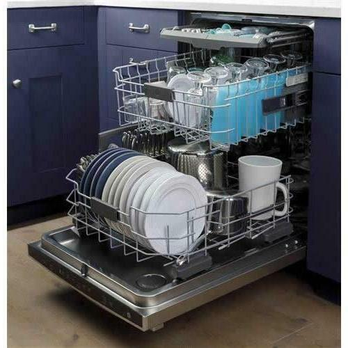 GE Stainless Steel Built-In Dishwasher