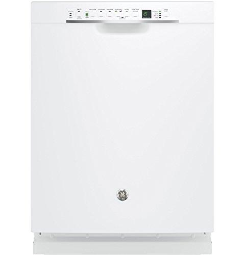 "Ge - 24"" Tall Tub Built-in Dishwasher - White"