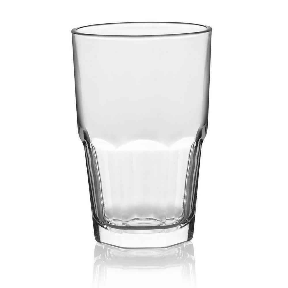 CLEAR GLASS Drinkware Safe