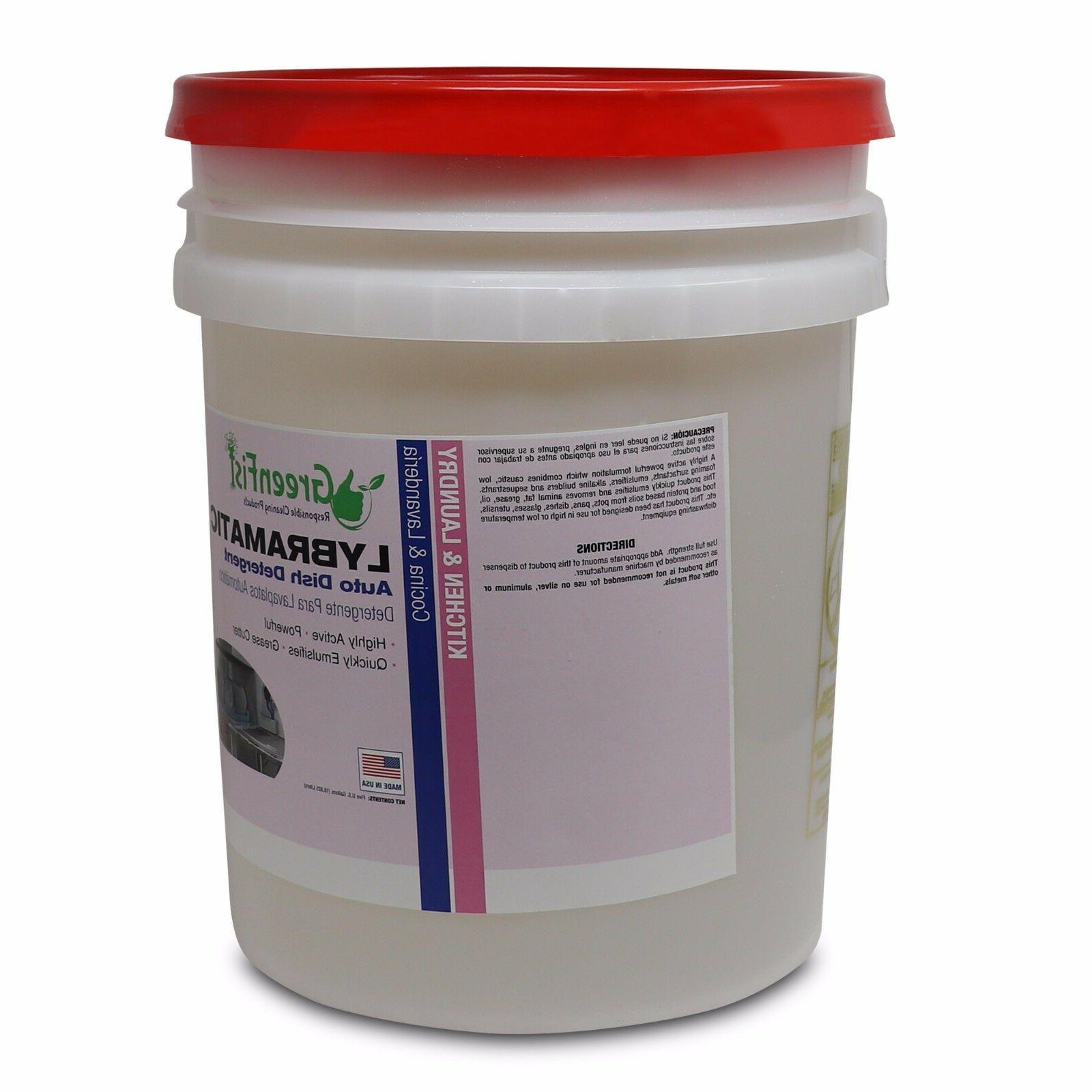 Commercial Grade Detergent 5 Gal.
