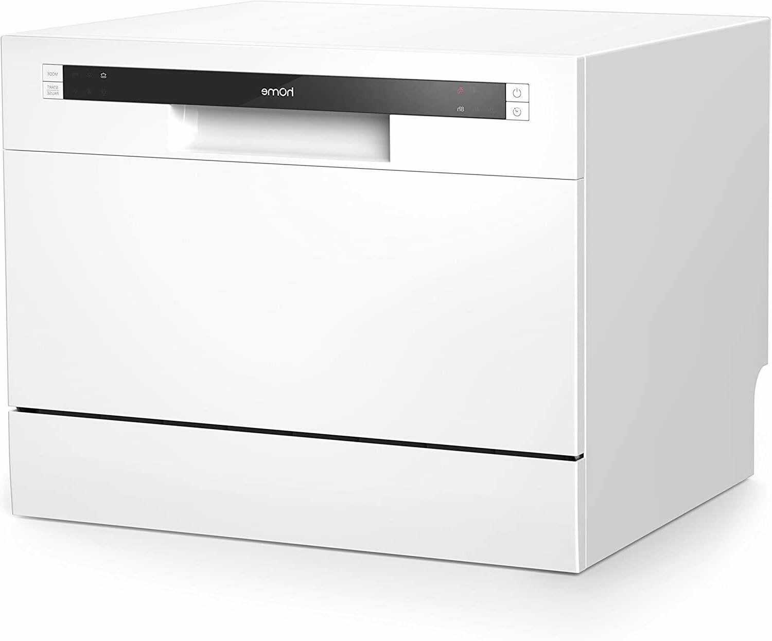 compact countertop dishwasher energy star portable mini