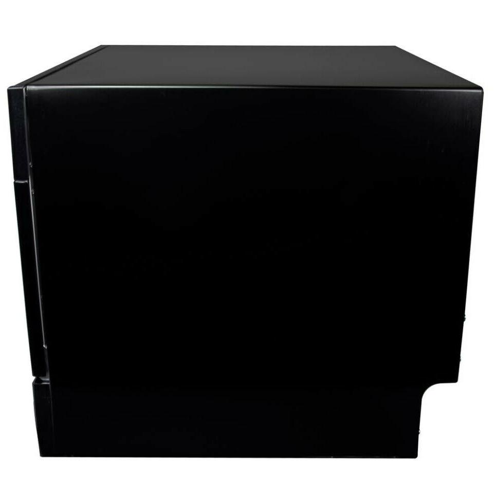 COUNTERTOP Compact Portable 6-Place Steel