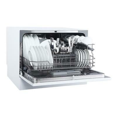 Magic Chef Dishwasher Capacity White