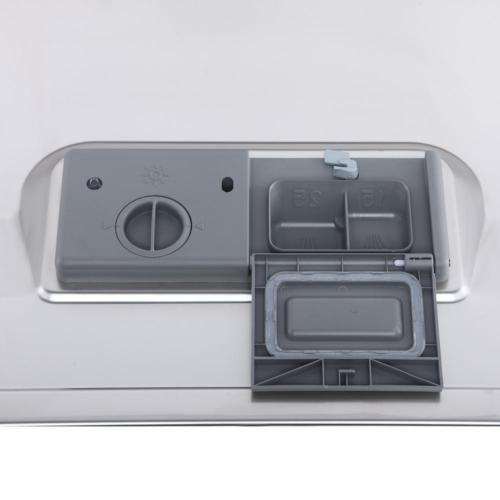 Countertop Dishwasher Portable White with 6 Place Settings