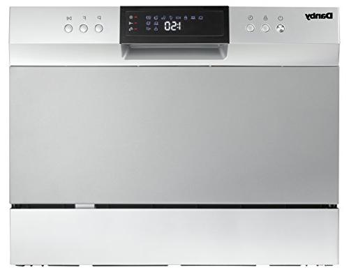 Danby Countertop Dishwasher,