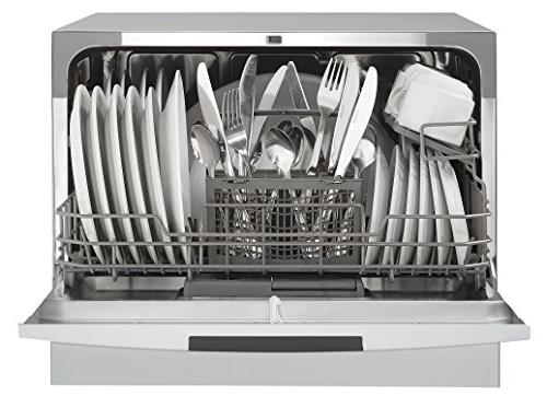 Danby DDW631SDB Countertop Stainless