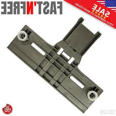 Dishwasher Adjuster w/Wheels Top Rack Whirlpool Kitchenaid R
