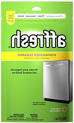 Dishwasher Cleaner Anti Odor Affresh W10282479 1 Pack 6 Tabl