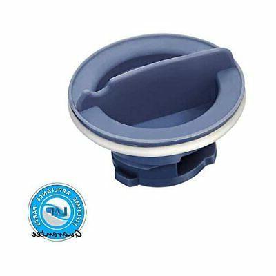 dishwasher rinse aid dispenser cap for whirlpool