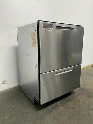 "Stainless 24"" Double DishDrawer Dishwasher"