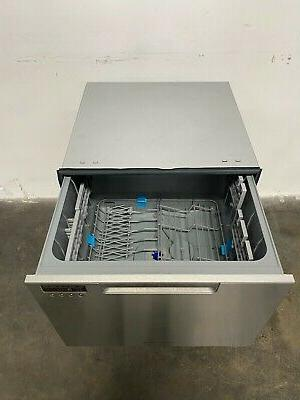 "Fisher & Paykel DD24DCTX9 Stainless 24"" DishDrawer"