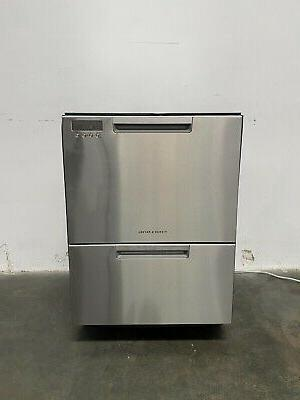 fisher and paykel dd24dctx9 stainless steel 24