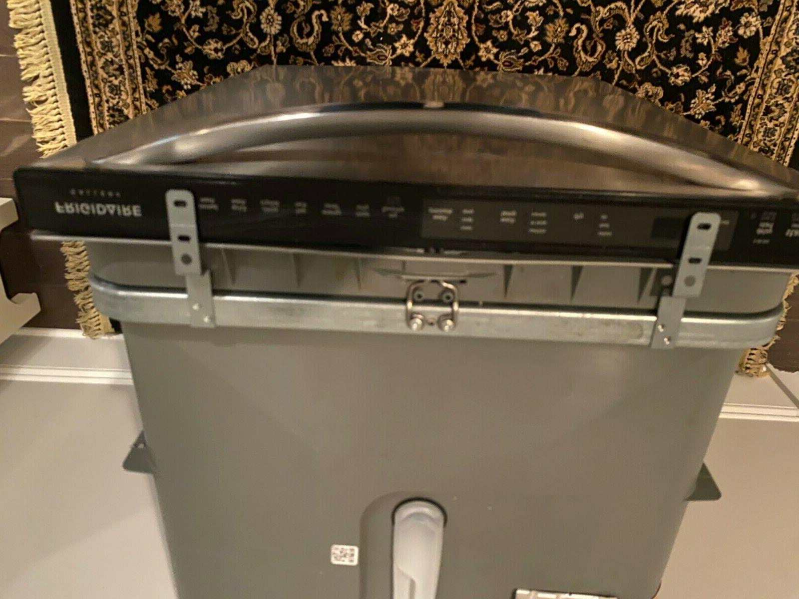 Frigidaire Stainless Steel Built-in Dishwasher
