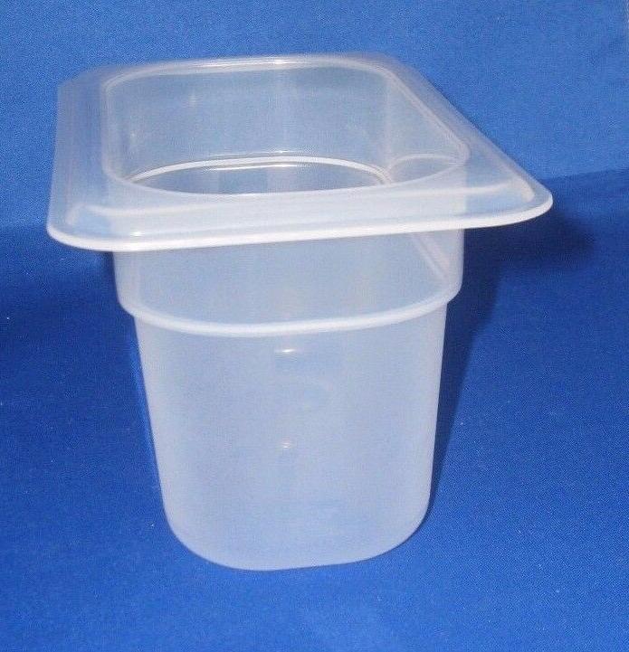 plastic prep food table insert 1 9
