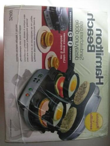 Hamilton Breakfast Dishwasher Safe NEW