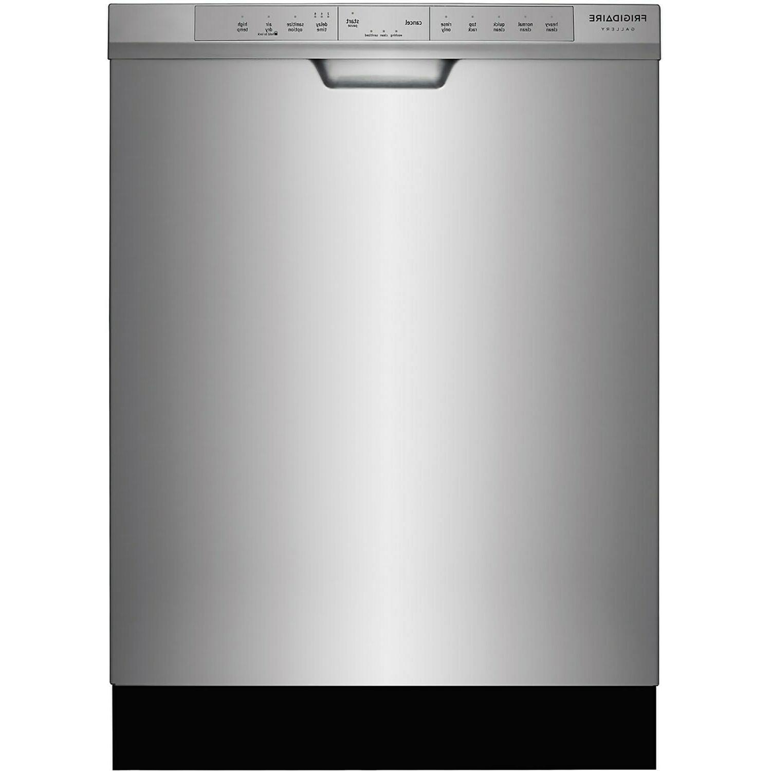 stainless steel 24 built in dishwasher 5