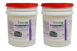 GreenFist Lybramatic Commercial Liquid Dishwasher Detergent