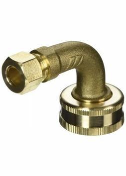 new watts compression lead free dishwasher elbow