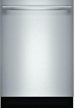 "NIB Bosch 300 Series 24"" 3rd Rack Fully Integrated Dishwashe"