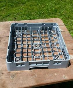 CAMBRO PR59 FULL SIZE DISHWASHER PEG RACK - 19 1/4 SQUARE. 4