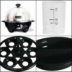 Rapid Egg Cooker, Black