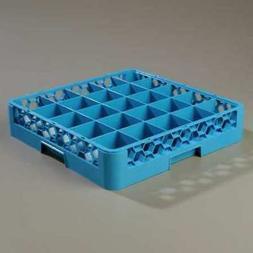 CARLISLE RG2514 Glass Rack,25 Compartment,PK6