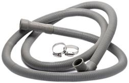 GE WD24X10038 Hose Drain and Clamps Clothes for Washer